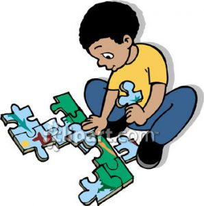 0060-0807-1604-4029_African_American_Boy_Putting_Together_a_Jigsaw_Puzzle_clipart_image